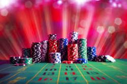 tapis casino jetons